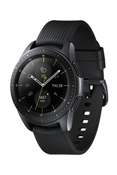 Samsung Galaxy Watch Siyah (42mm) (android Ve Iphone Uyumlu) Siyah - Sm-r810nzkatur ( Tr Garantili)