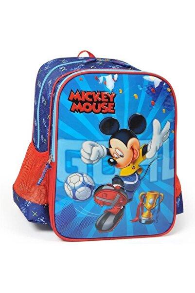 MINNIE-MICKEY MOUSE Mıckey Mouse Okul Çantası 73115