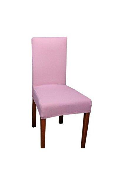 LIVEISTANBULHOME Petek Damla Desenli Sandalye Kılıfı 6'lı