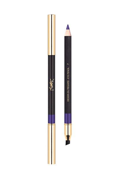 Yves Saint Laurent Dessin Du Regard Uzun Süre Etkili Güçlü Renklere Sahip Göz Kalemi 07 - Violet 3614271269249