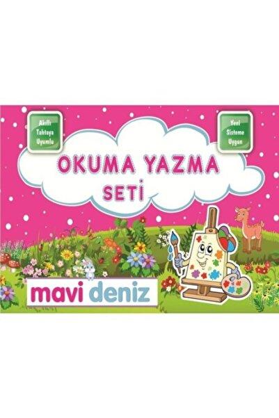 Mavi Deniz Yayınları 1.sınıf Okuma Yazma Seti 2019-2020