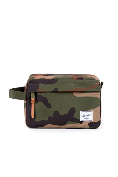 herschel Chapter Woodland Camo/multi Zip