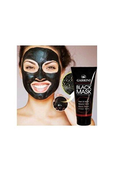 Gabrini Gabrını Black Soyulabilir Maske