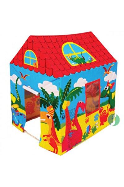ALTIS Unisex Çocuk Renkli Oyun Çadırı 102x76x110 A880