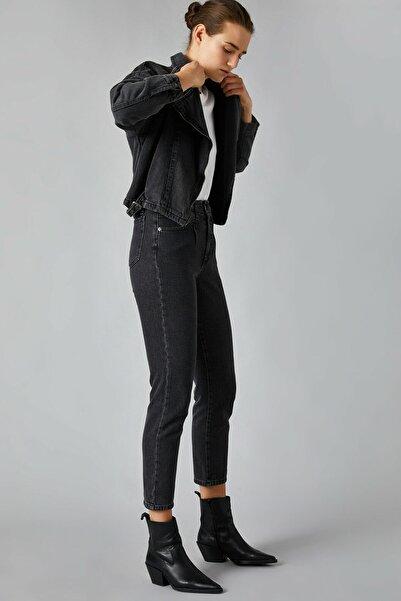 Koton Kadın Gri Jeans 1KAK47309MD