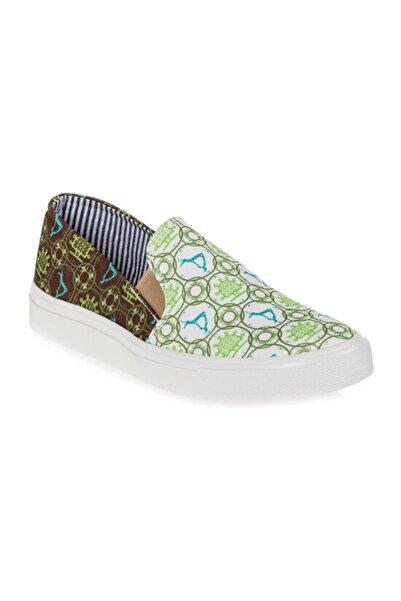 Biggdesign Kadın Beyaz Hitit Ayakkabı