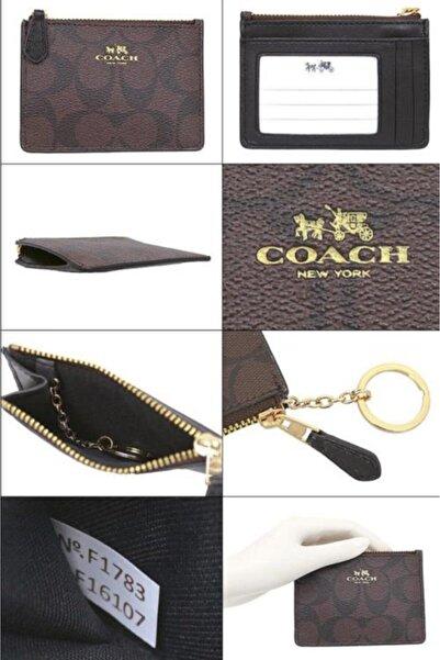 Coach Deri Cüzdan