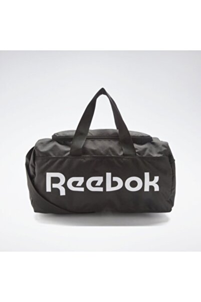 Reebok Unisex Siyah Spor Çantası