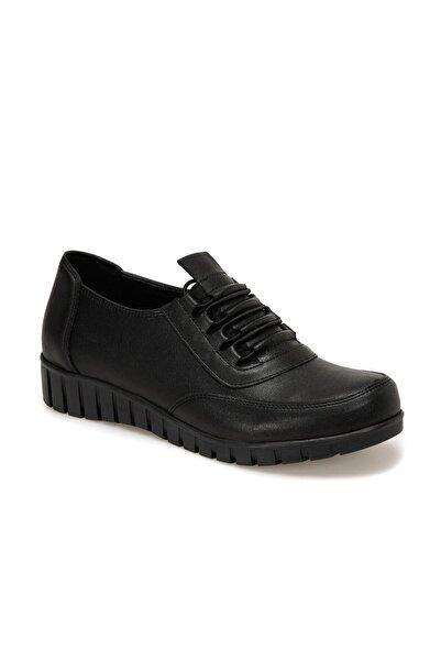 Mavi Kadın Siyah Günlük Ayakkabı
