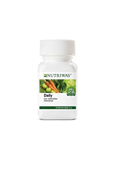 Amway Daily Nutrıway™ (30 Tablet)
