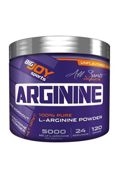 Big Joy 100 % Pure L-arginine Powder 120 Gr.