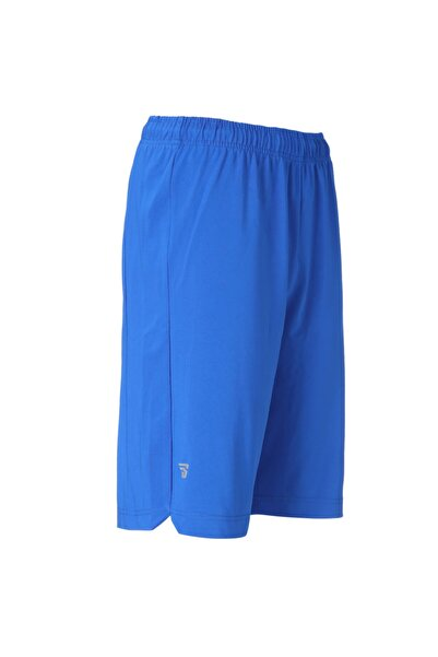 Sportive Spt Erkek Saks Mavi Basketbol Şort Tkt100118-sax