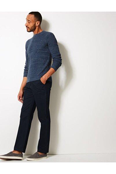 Marks & Spencer Saf Pamuklu Regular Fit Chino Pantolon