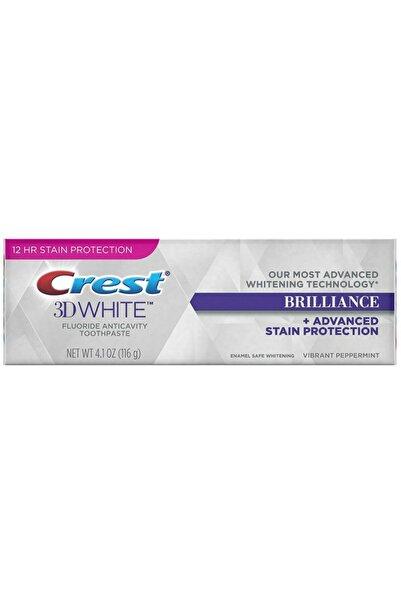 CREST 3d White Brilliance Beyazlatıcı Diş Macunu 116 Gr Diş Macunu