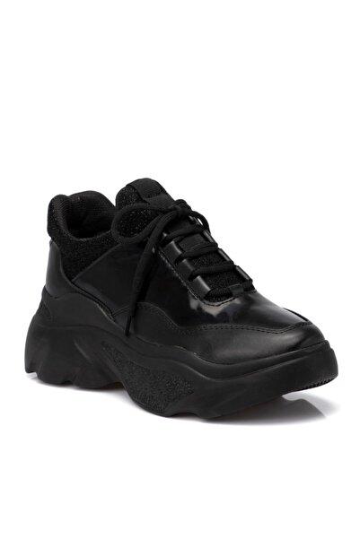 Tergan Siyah Vegan Kadın Ayakkabı 65321d62