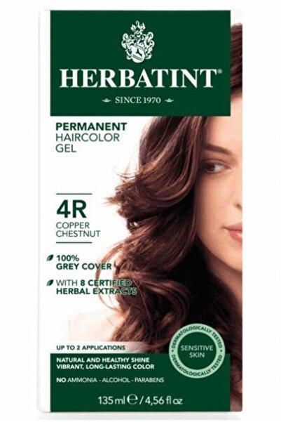 Herbatint 4r Copper Chestnut Hair Color   Bakır Kahve Saç Boyası