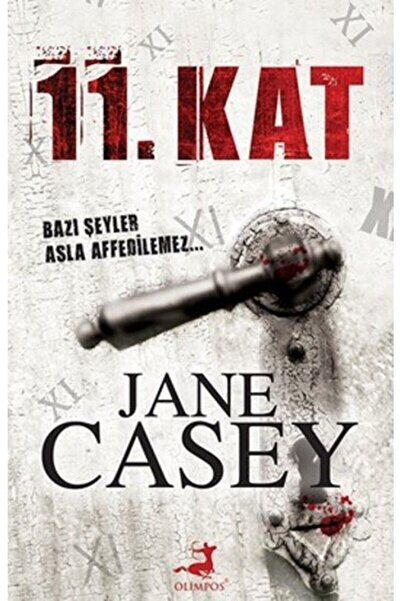 Olimpos Yayınları 11. Kat - Jane Casey