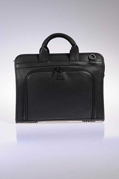 Fossil Siyah Laptop Evrak Çantası 8690027118110