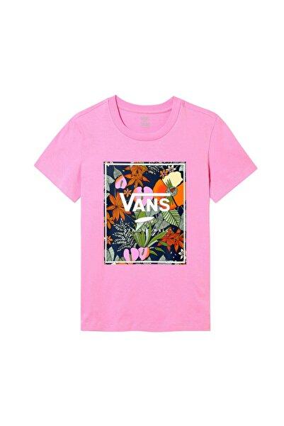 Vans Boxlet Fuşya Kadın T-shirt