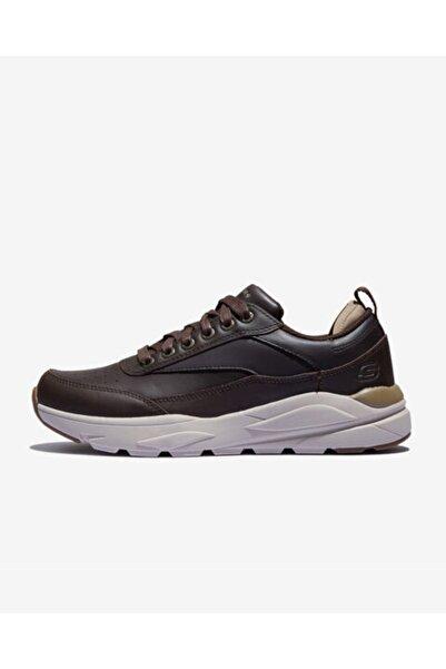 SKECHERS Verrado-Corden 65874 Choc Erkek Kahverengi Günlük Ayakkabı