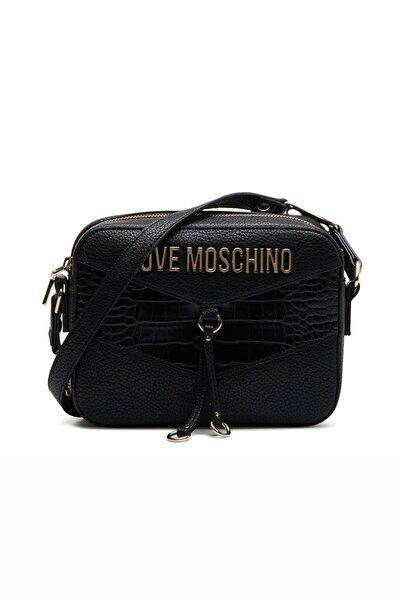 Love Moschino Love Moschıno Jc4288pp0bkp1 Siyah Kadın Omuz Çantası