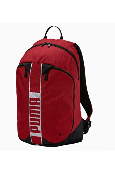 Puma Deck Packback 2 Red 075102-04 Sırt Çantası