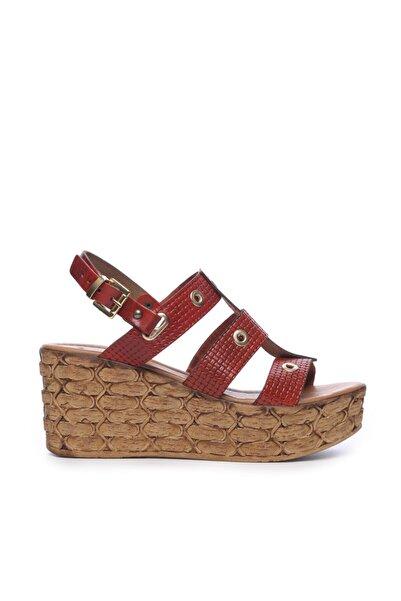 KEMAL TANCA Kadın Sandalet Sandalet 169 6703 Bn Sndlt