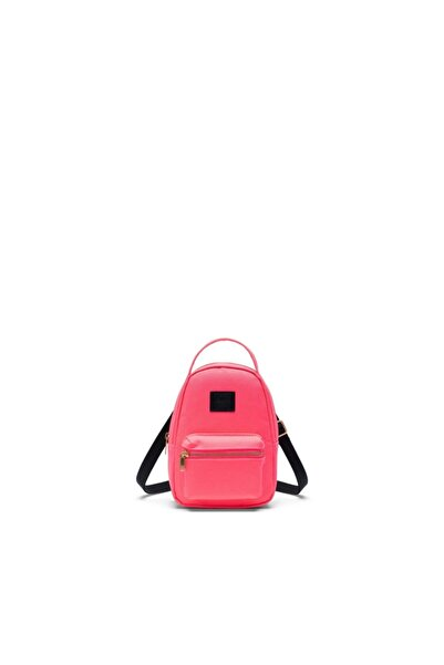 Herschel Supply Co. Herschel Supply Bel Çantası Nova Crossbody Neon Pink Black