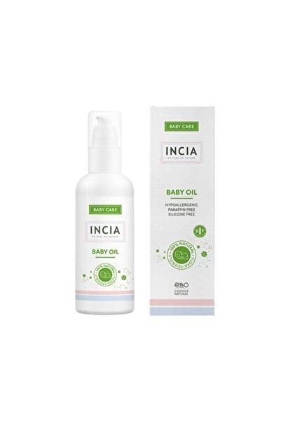 Incia Bebek Yağı Doğal 110 ml