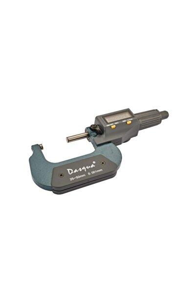 DASQUA 25-50mm Dijital Dış Çap Mikrometre (4210-2110)