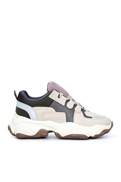 KEMAL TANCA Kadın Tekstıl/vegan Sneakers & Spor Ayakkabı 709 256 Bn Ayk Sk20-21