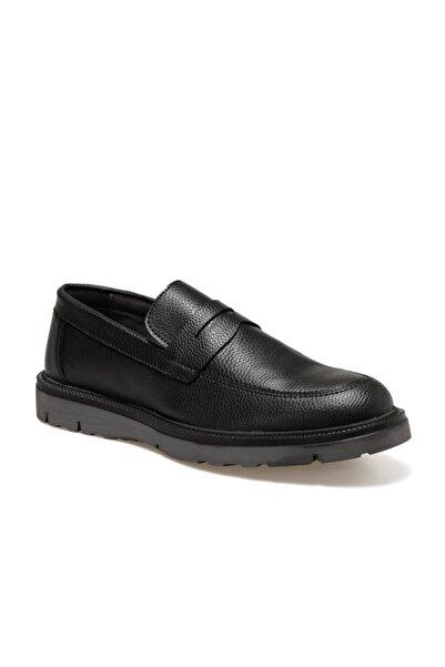 JJ-STILLER 100-3 Siyah Erkek Klasik Ayakkabı