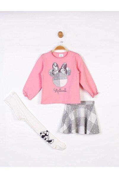 Minnie Mouse Disney Etekli Takım ve Çorap 16137