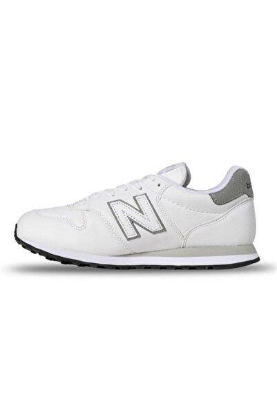 New Balance 500 Beyaz Kadın Spor Ayakkabı Gw500tlyv1