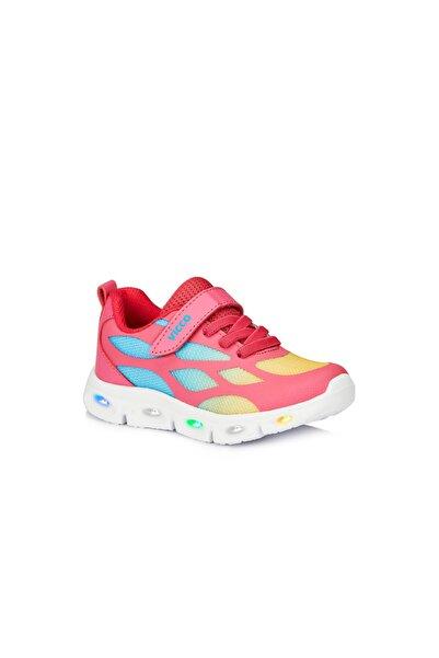 Vicco Woo Kız Çocuk Fuşya Spor Ayakkabı