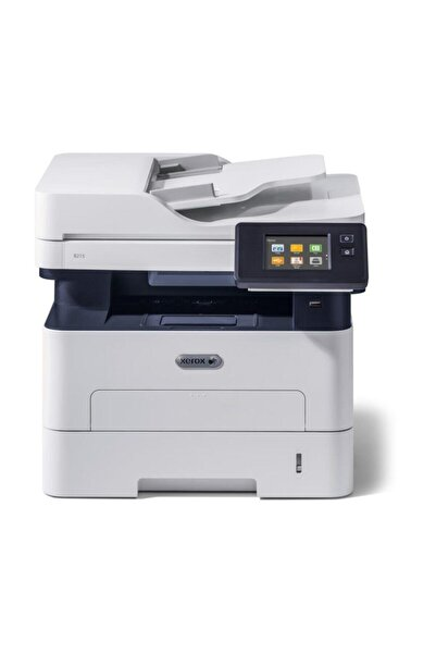 Xerox B215 Çok Fonksiyonlu Siyah Beyaz Lazer Yazıcı