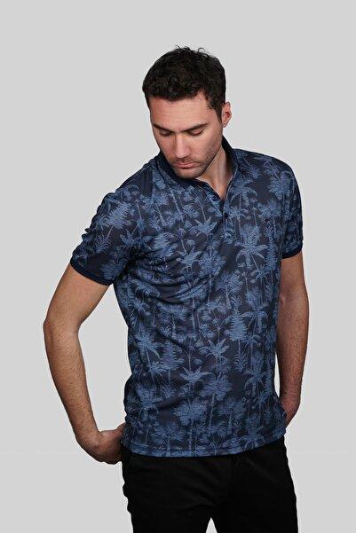 İgs Lacivert Modern Fit Tişört