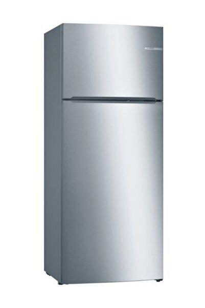 Bosch KDN53NL23N A+ 454 Lt No-frost Çift Kapılı Buzdolabı - Inox