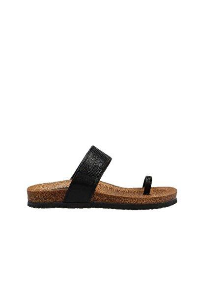 Hammer Jack Siyah Kadın Terlik / Sandalet 200 213-1812-z
