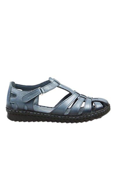 Hammer Jack Mavi Kadın Ayakkabı 342 4022-z