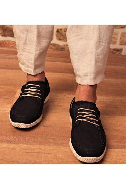 Pierre Cardin Pıerre Cardın Nubuk Deri Casual Ayakkabı (62224h.taban)