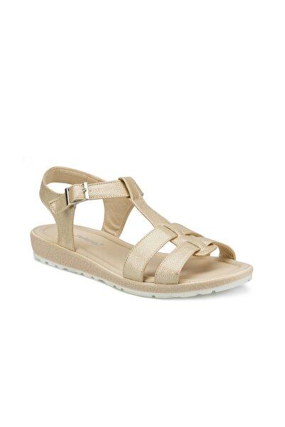 Polaris 315576P.Z Altın Kadın Sandalet 100508045