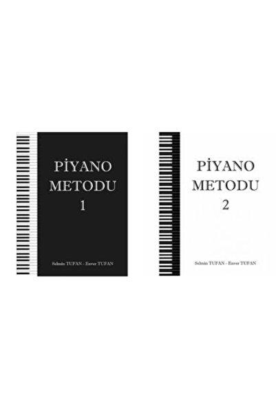 Yazarın Kendi Yayını Piyano Metodu 1 Ve Piyano Metodu 2 (set) - (enver Tufan - Selmin Tufan)