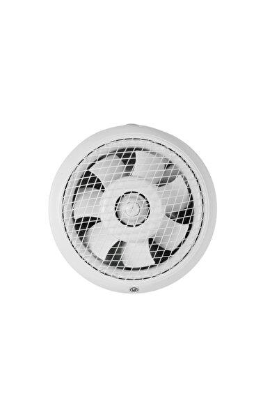 Soler&Palau S&p Hcm-n-150 Geri Akış Panjurlu Pencere / Duvar Tipi Fan 220m3/h