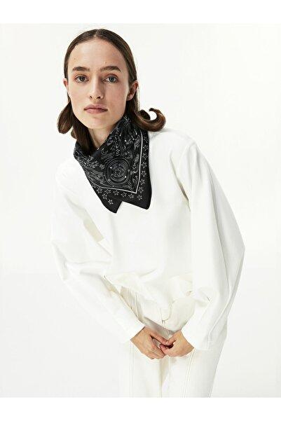 Twist Over Size Sweatshirt