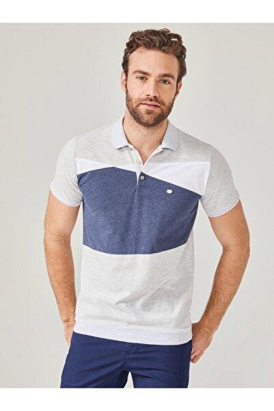 MCL Polo Yaka Pamuklu Slim Fit Tişört