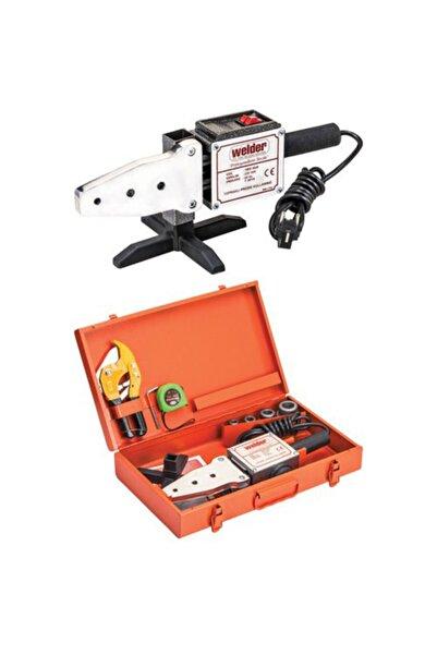 Welder Boru Kaynak Makinesi - 1600 Watt, Full Set
