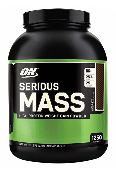 Optimum Nutrition Optımum Serıous Mass Kurabiye Aromalı 2.73 Kg