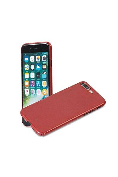 ADDISON Ip-721p Metalik Bordo Iphone7 Plus Nano Serisi Koruma Kılıfı