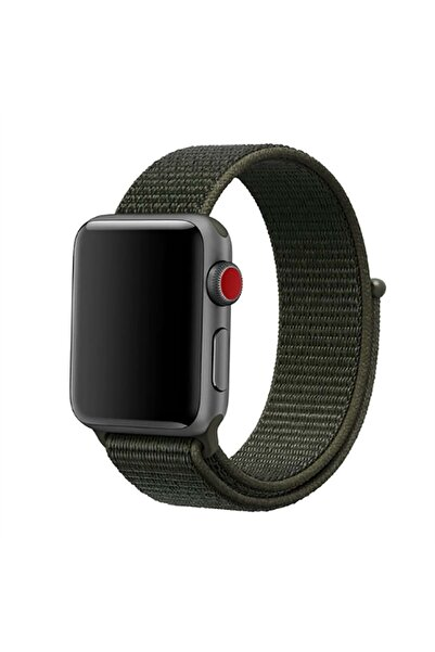 zore Apple Watch 40mm Krd-03 Hasır Kordon